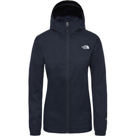 The North Face Quest Chaqueta Mujer, urban navy/tin grey
